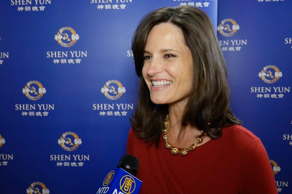 Nbc Anchor Calls Shen Yun Fun And Jaw Dropping The
