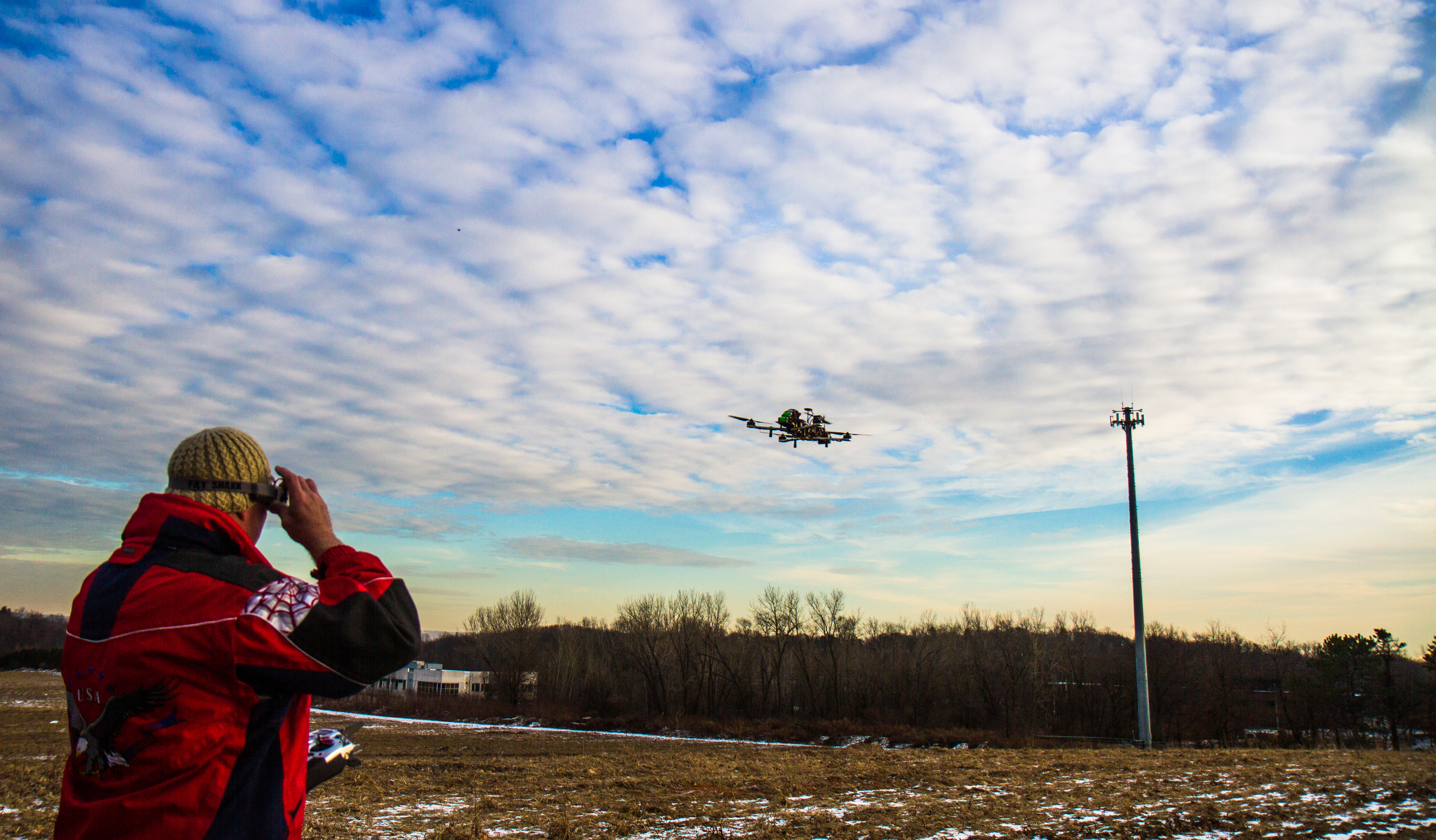 Sorry Amazon, Delivery Drones Still Grounded Under New FAA Rules