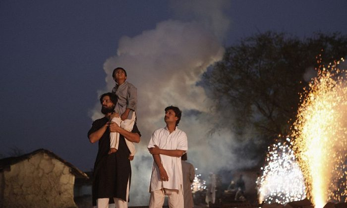 "A scene from ""Gangs of Wasseypur,"" a tale of revenge spanning three generations. (Cinelicious Pics)"