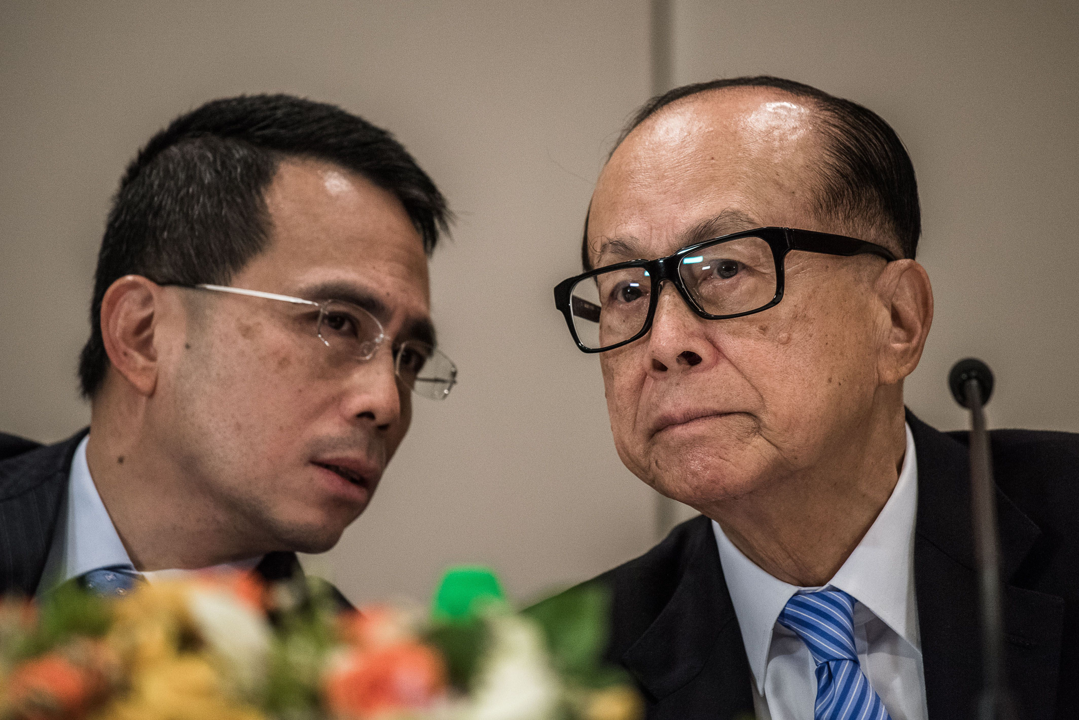 Asia's Richest Man Completes Move Out of China, Provoking Rebuke