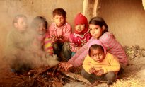 Winter in Delhi an Ignored Annual Disaster for the Homeless