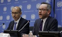 UN Meeting Challenges World to Stand Up Against Anti-Semitism