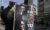 Radical Left Political Outsiders Prepare for Power in Greece