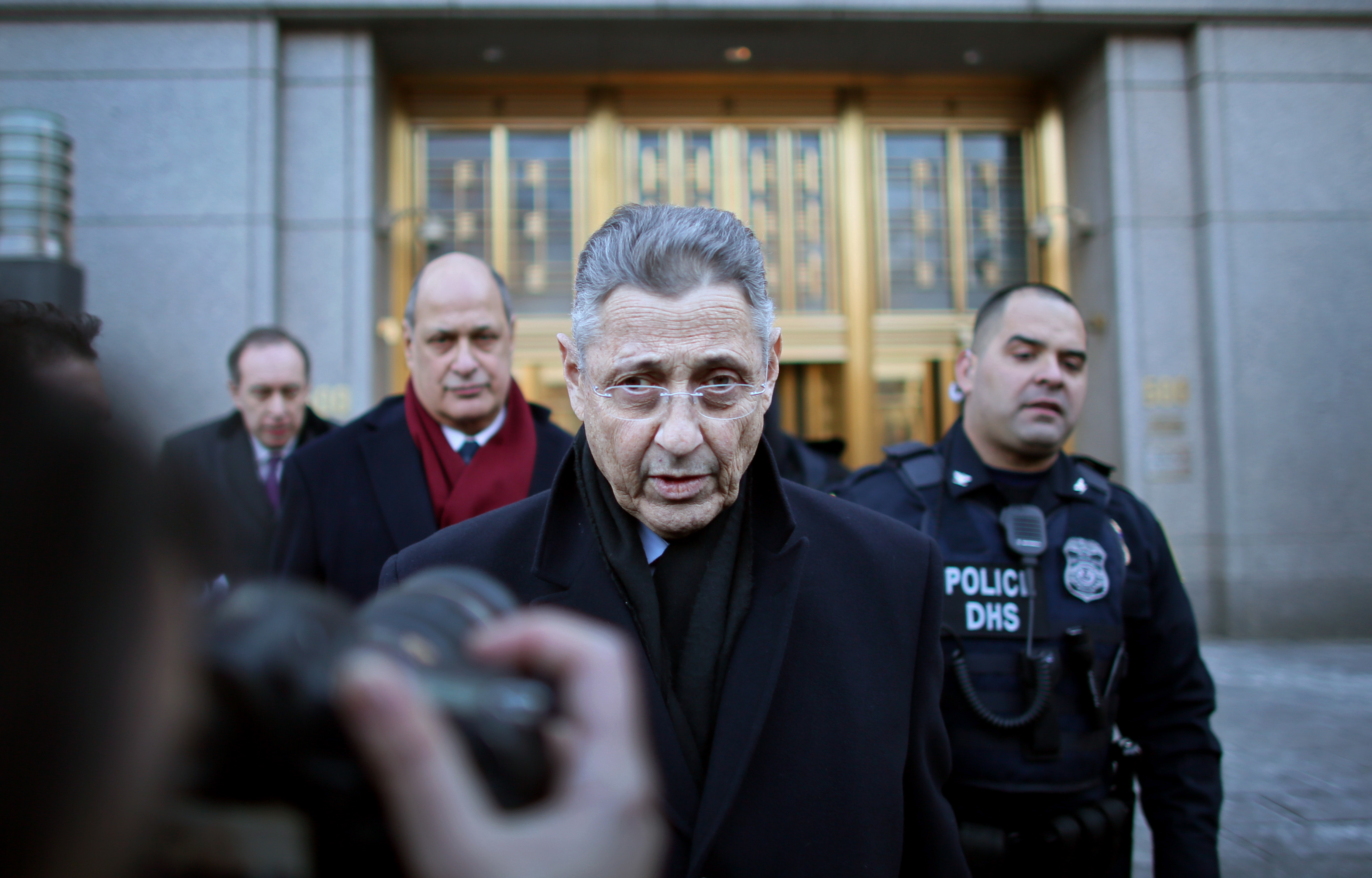 Preet Bharara Says Sheldon Silver's Arrest Sets a Dirty Example for Other Albany Politicians