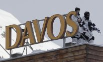 DAVOS WATCH: Anxiety Over Greece, Currency Wars, QE Support