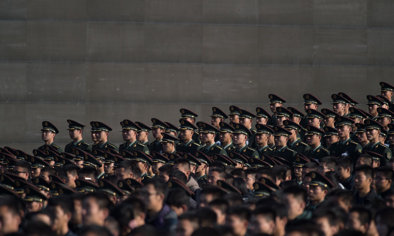 Jiang Zemin's Former Secretary Accused of Corruption
