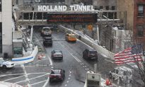 Police Say Arrests at Holland Tunnel Likely Drug-Related