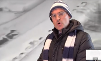This Principal Takes Announcing Snow Day to a Whole New Level