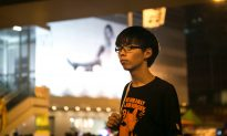 Joshua Wong Said to Give Talk in America