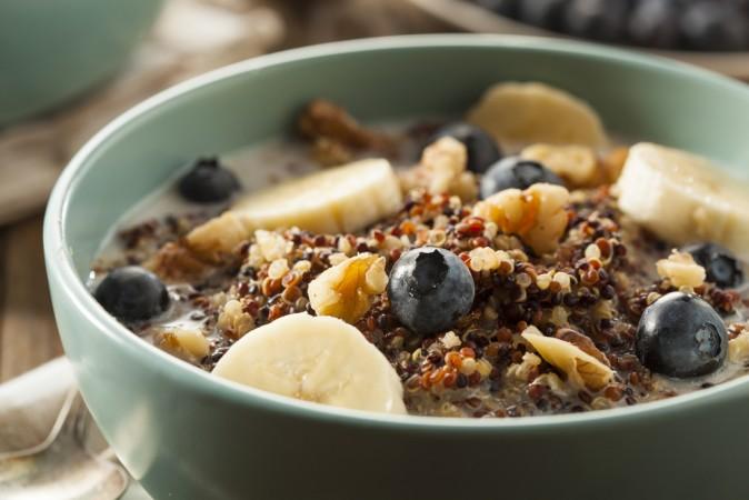 Quinoa… for Breakfast?