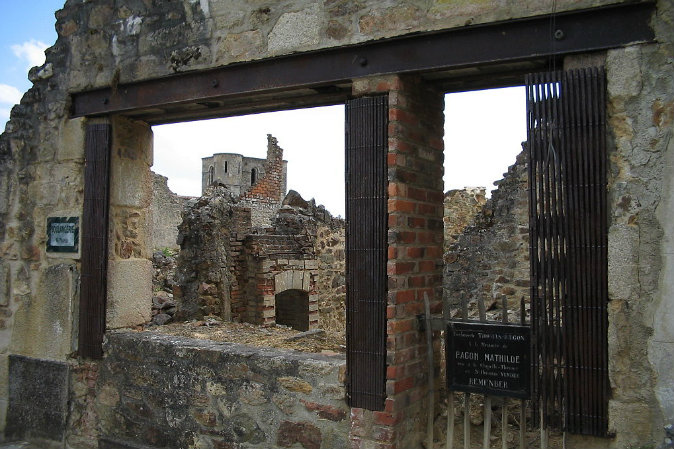 Exploring these ghost towns on Halloween, we find the unexpected