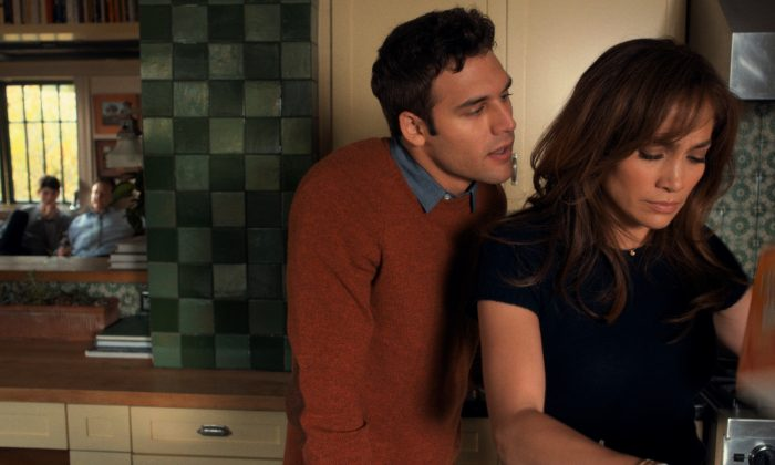 "Ryan Guzman plays an unlikely high schooler who has an affair-turned-stalking relationship with an unlikely English teacher played by Jennifer Lopez in ""The Boy Next Door."" (Universal Pictures)"
