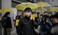 Joshua Wong's 'Political' Talk is Fine, Says Hong Kong School Principal