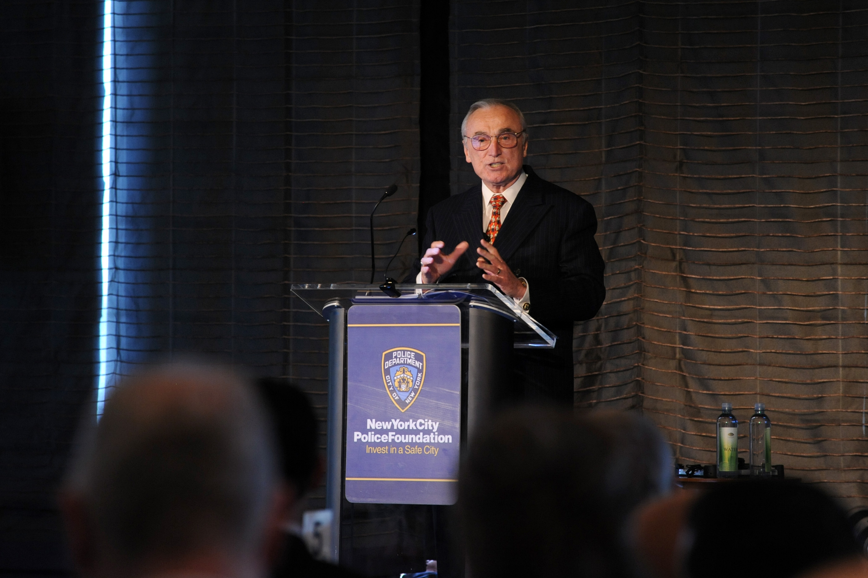 NYPD Top Cop Resigns Unexpectedly Soon, James O'Neil Takes Over