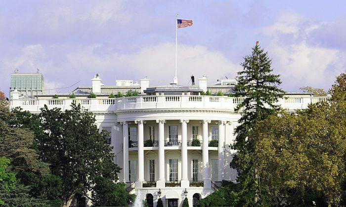 The White House. (Karen Bleier/AFP/Getty Images)