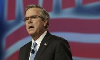 Can Jeb Bush Remain Mr. Clean?