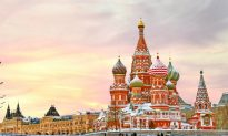 A Budget Trip to Moscow