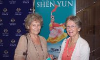 Shen Yun 'A Divine Expression,' Says Artist