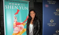 'Hurry! Don't miss it!' Says Actress of Shen Yun