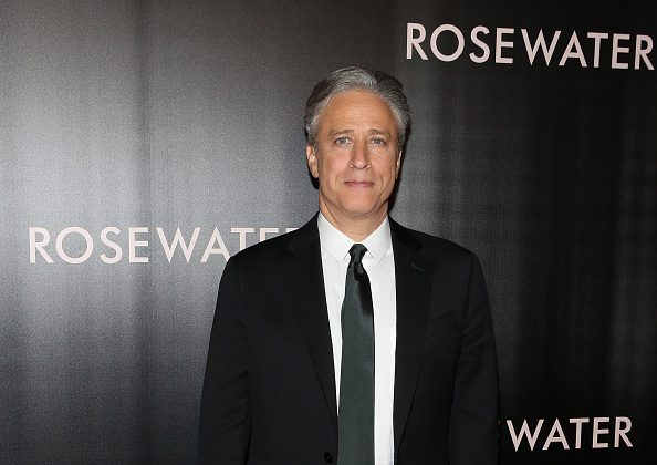 Jon Stewart (Robin Marchant/Getty Images