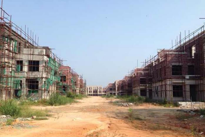 China's Housing Crash Continues