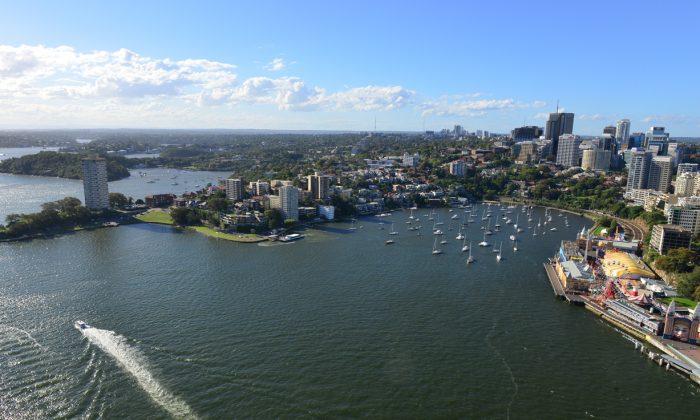 Sydney Harbour, Australia. (Jan Zhao/Epoch Times)