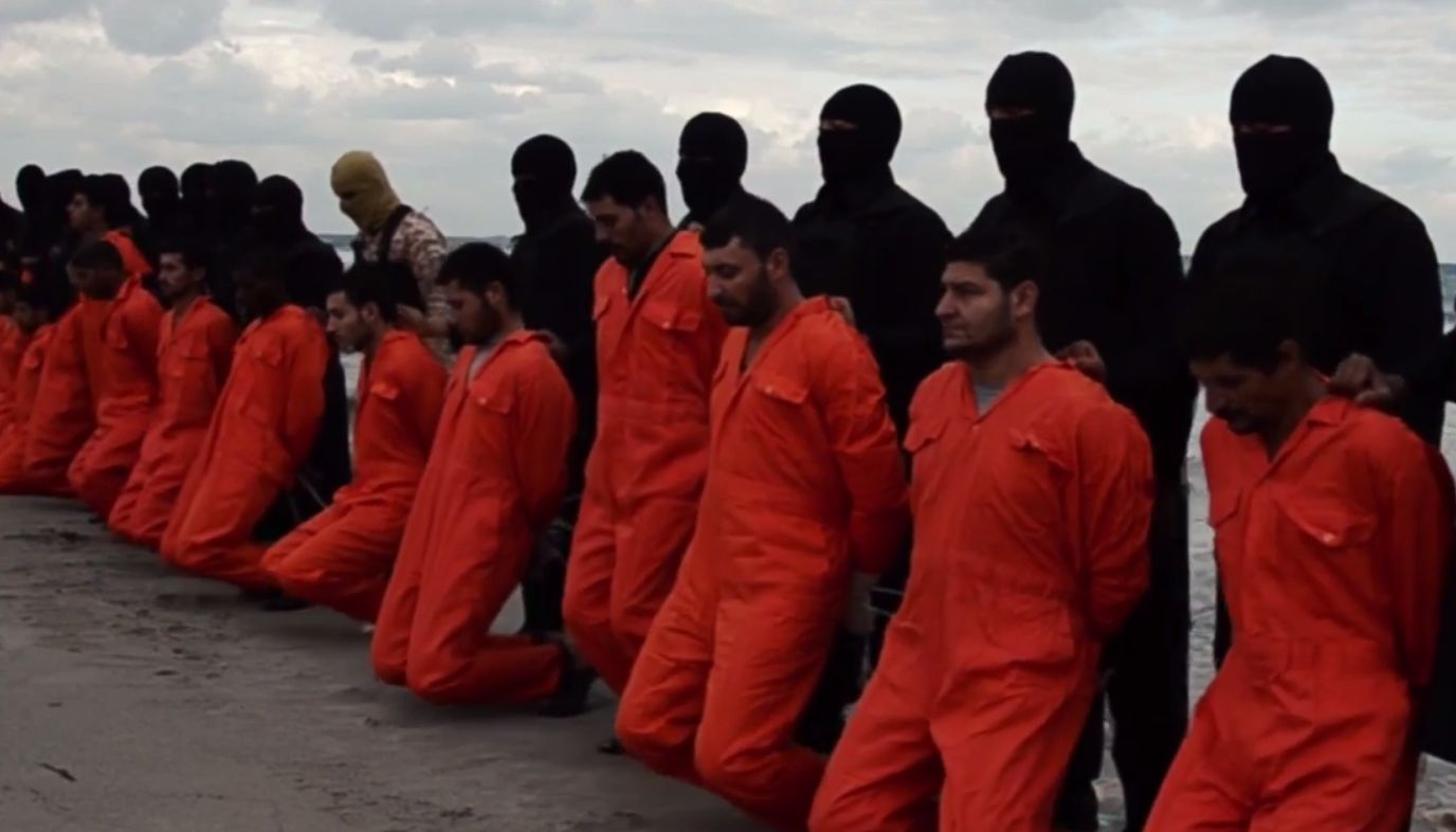 ISIS Execution Video Shows Just How Messed up Libya Still is