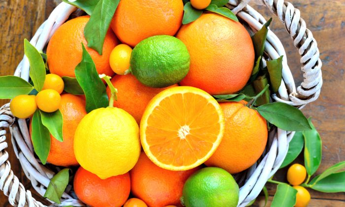 Sun-loving citrus fruit are abundant in essential oils. (Shutterstock)