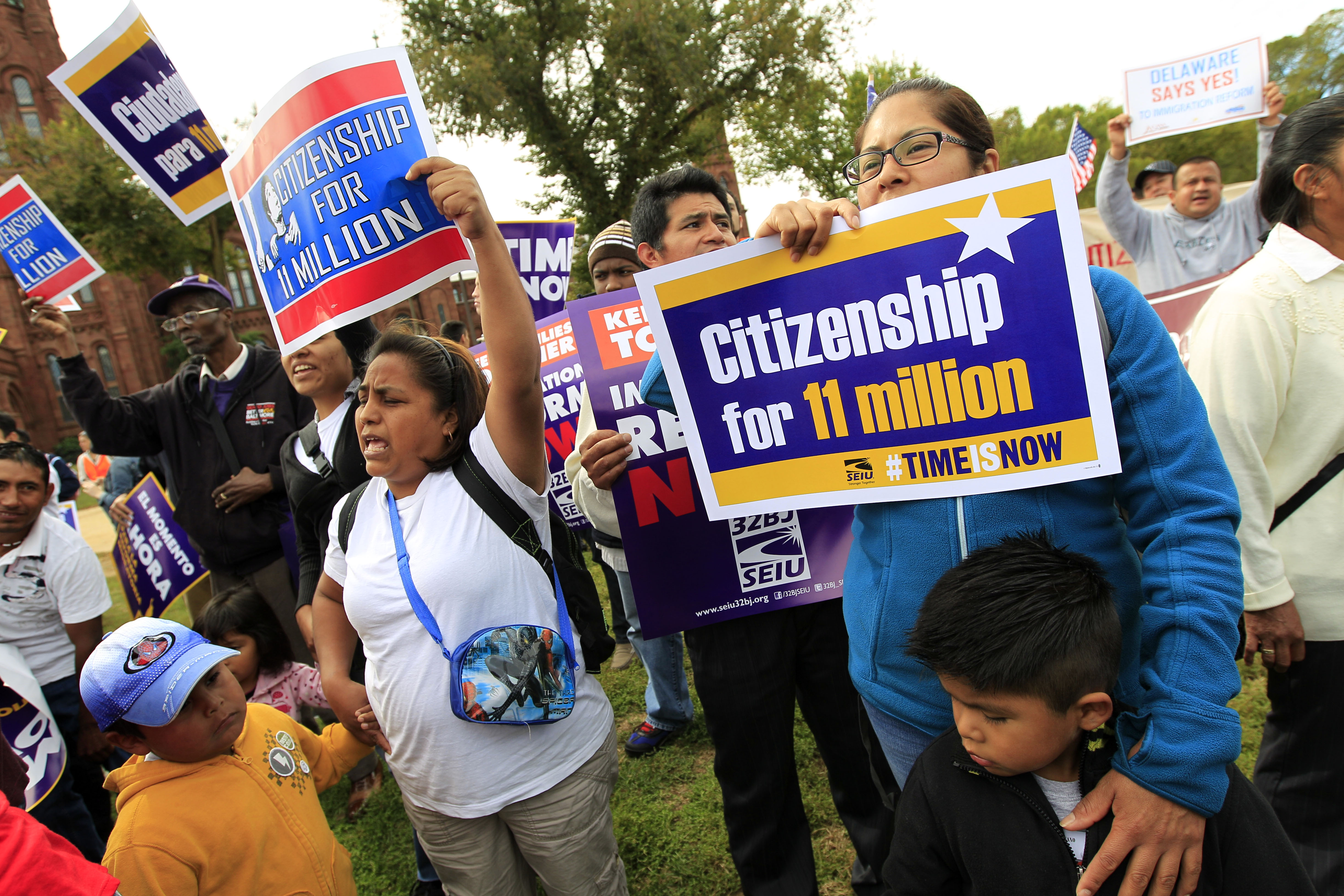 Immigrants Shouldn't Panic Since Nothing Is Set in Stone, Yet