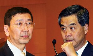 Hong Kong Chief Executive Suspected of Meddling with University Elections