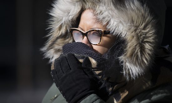 Here Are 6 Bone-Chilling Facts About the Weather Today in NYC