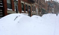 Does Global Warming Mean More or Less Snow?