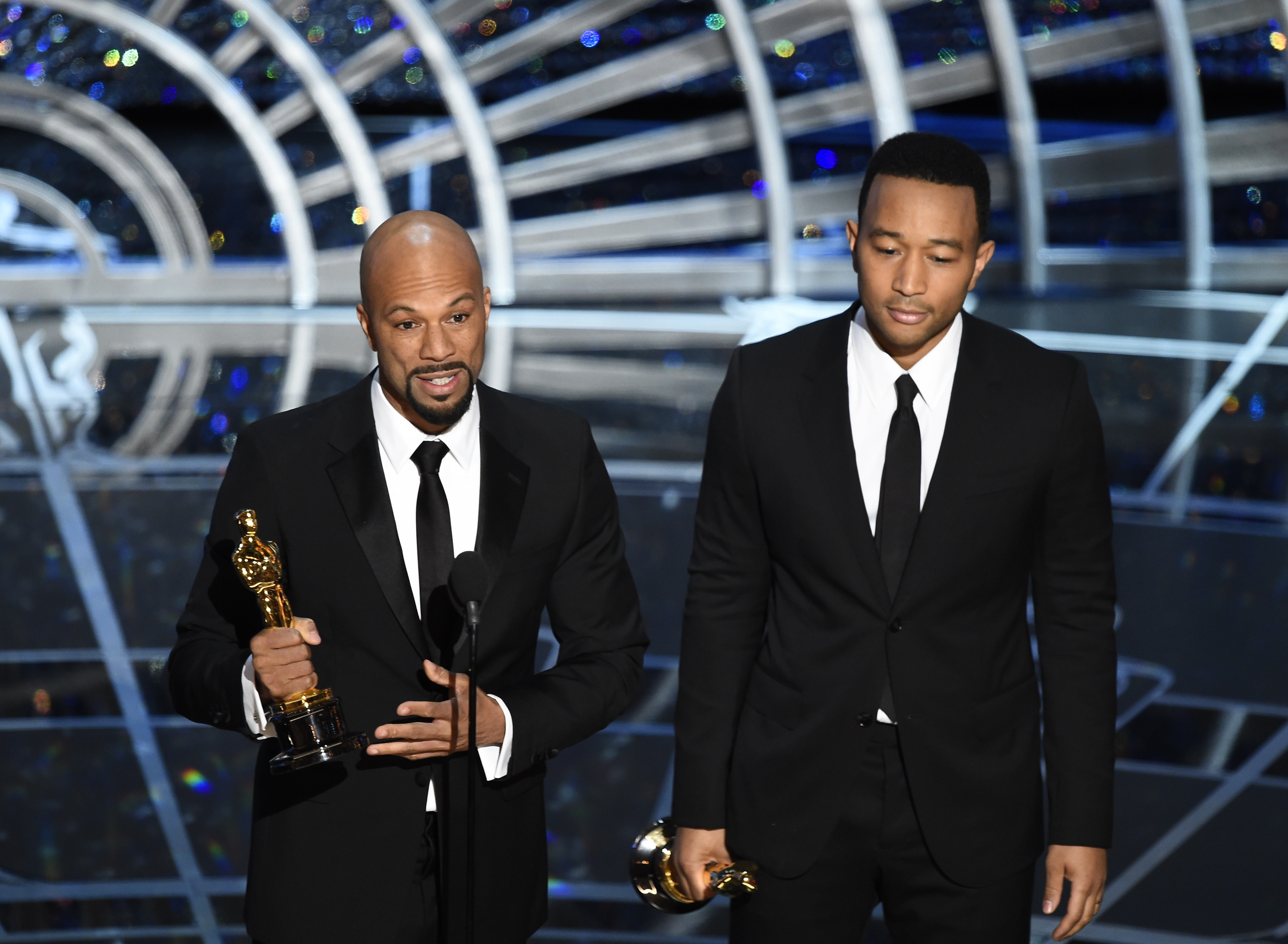 John Legend and Rapper Common Have History of Activism