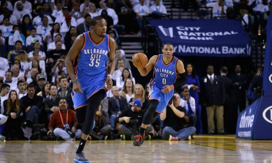 fd1fe32f147e NBA Playoffs  5 Riveting Western Conference Matchups We Could See in First  Round