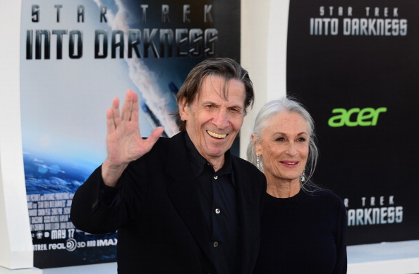 Leonard Nimoy, the actor who played Mr Spock on Star Trek, died at age 86.  Leonard Nimoy of Mr. Spock fame died on Friday at age 83. But did you know that he recorded several albums and authored a few books? (FREDERIC J. BROWN/AFP/Getty Images)