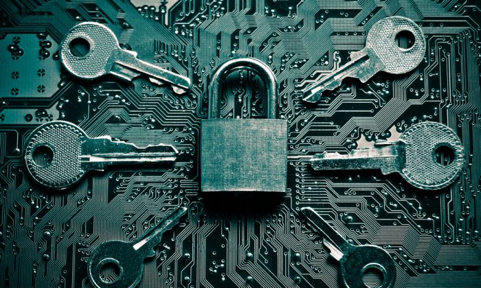 Easily guessed passwords put many Internet users at risk of their identity being stolen by hackers. (Shutterstock)