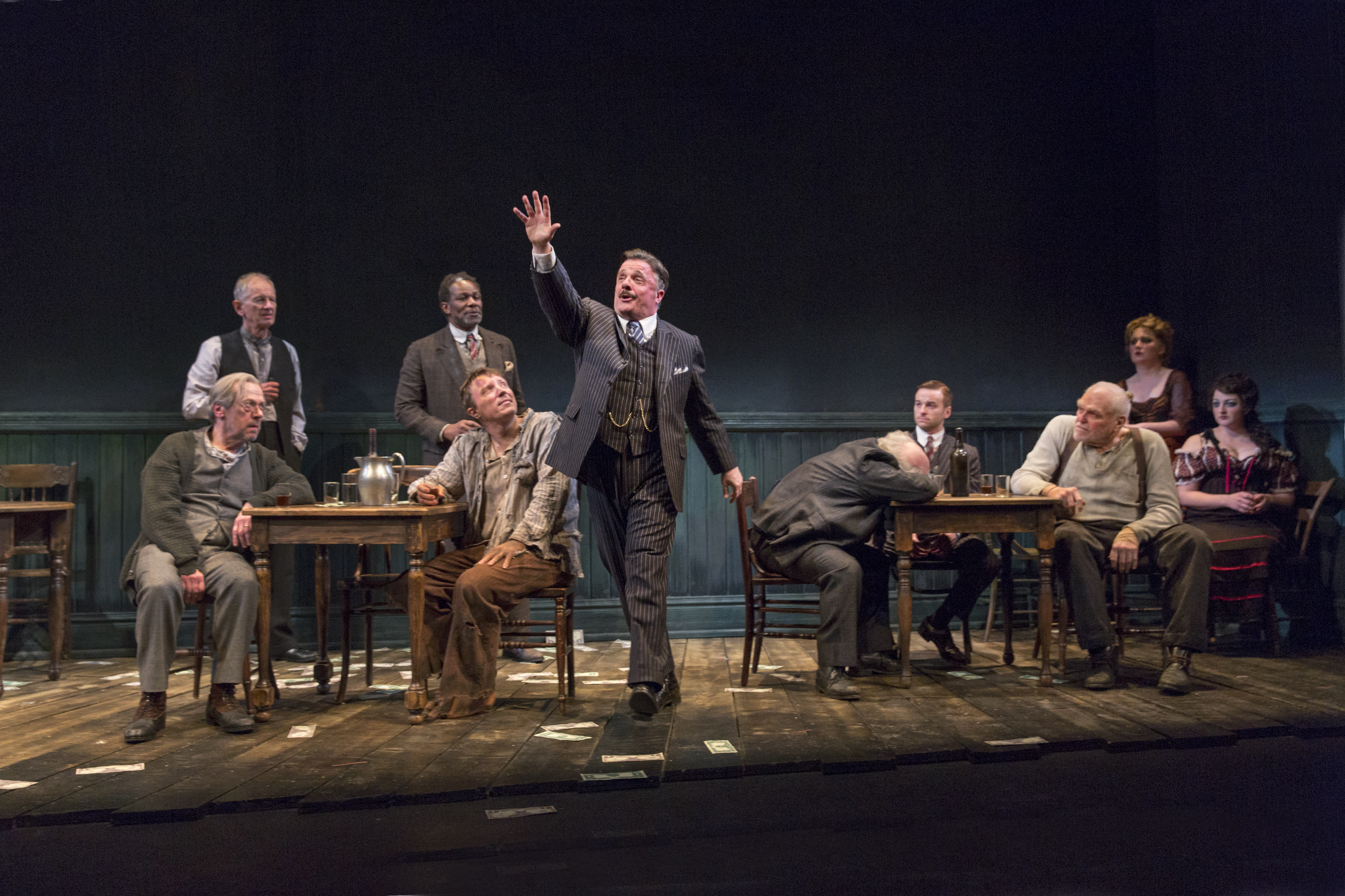 Theater Review: 'Churchill'