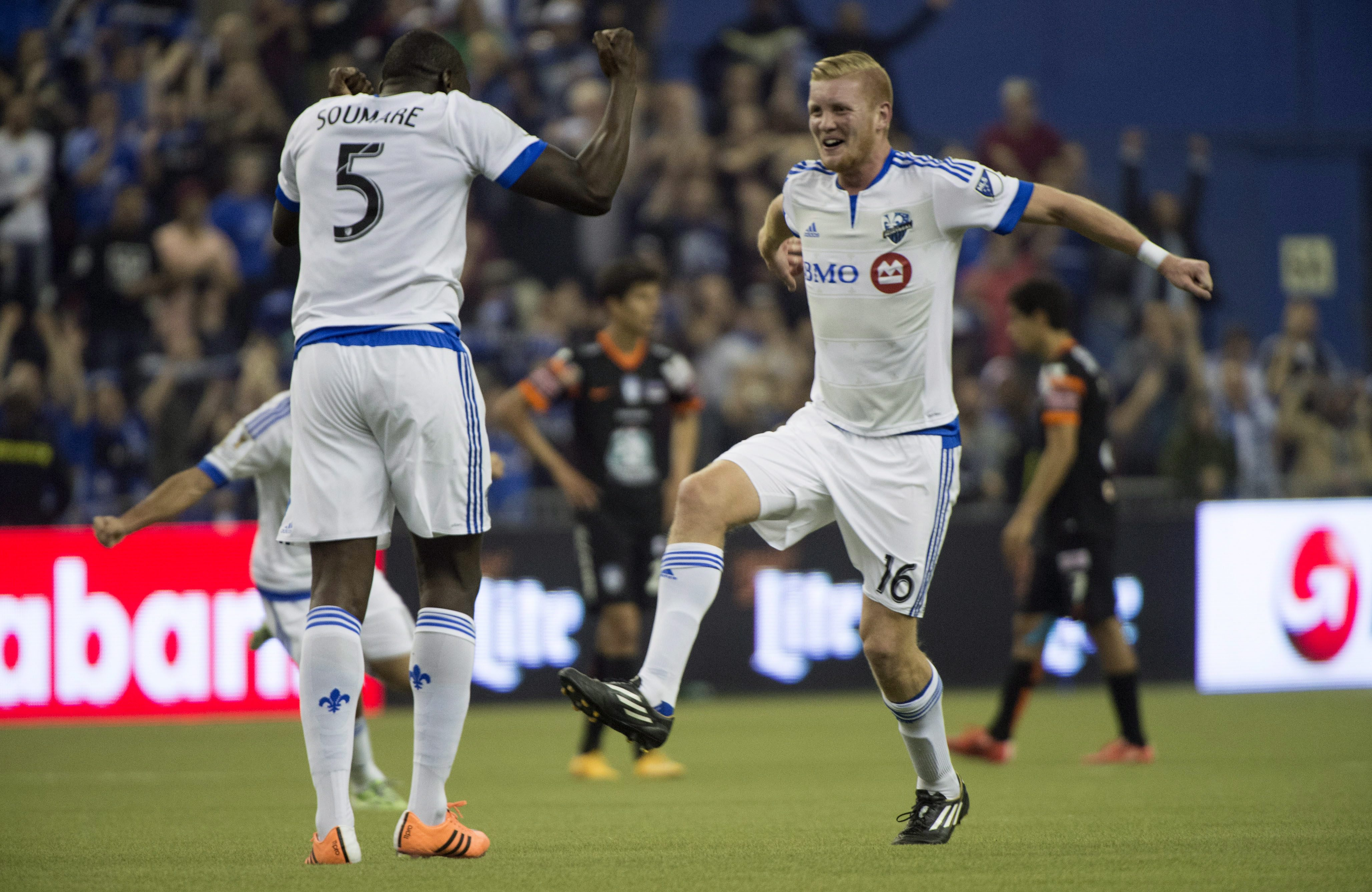 Montreal Impact, Vancouver Whitecaps Steal Toronto FC's Thunder in March