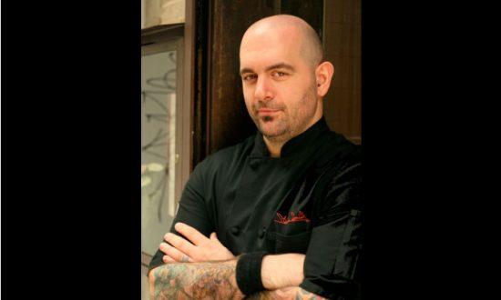 Chef Chris Santos: The Boxer
