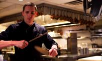 Chef Anthony Martin: The Push-up Guy