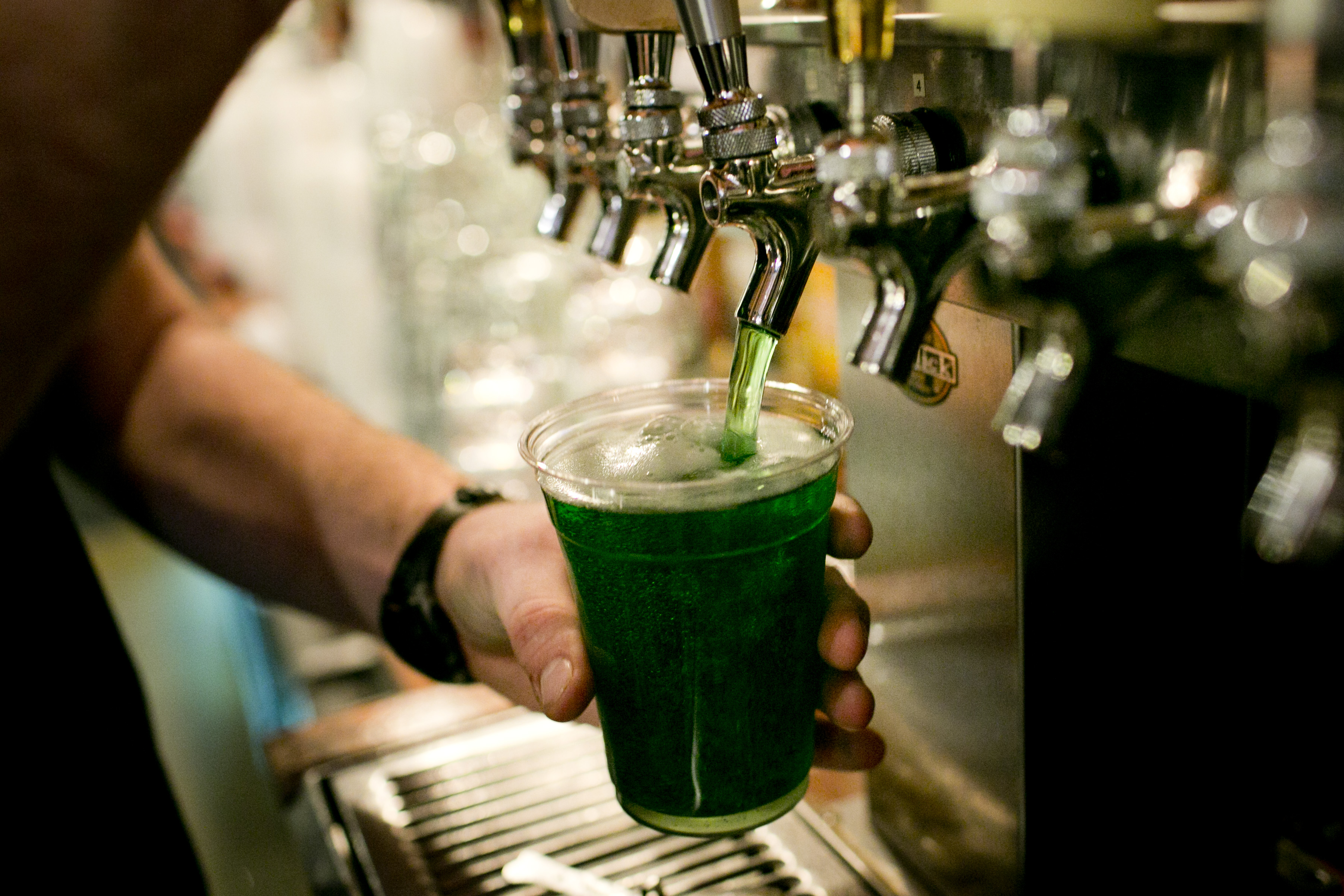 st patrick u0027s day traditions is green beer dye bad for you