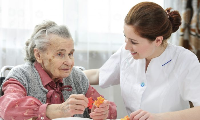 Evidence shows that antipsychotics are not the best solution for the behavior problems that often come with dementia. (AlexRaths/iStock/Thinkstock)