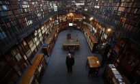 We Need to Remember That Libraries Are About Books, Not Business