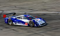 Sebring 12 Hours Halfway: #01 Ganassi-Ford Leads Overall, Porsche Leads Corvette in GTLM