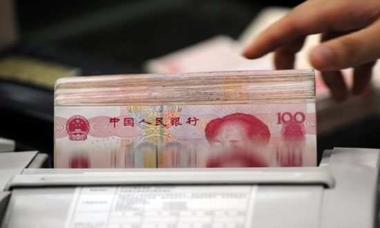 Chinese Economy Dangles on a Cliff