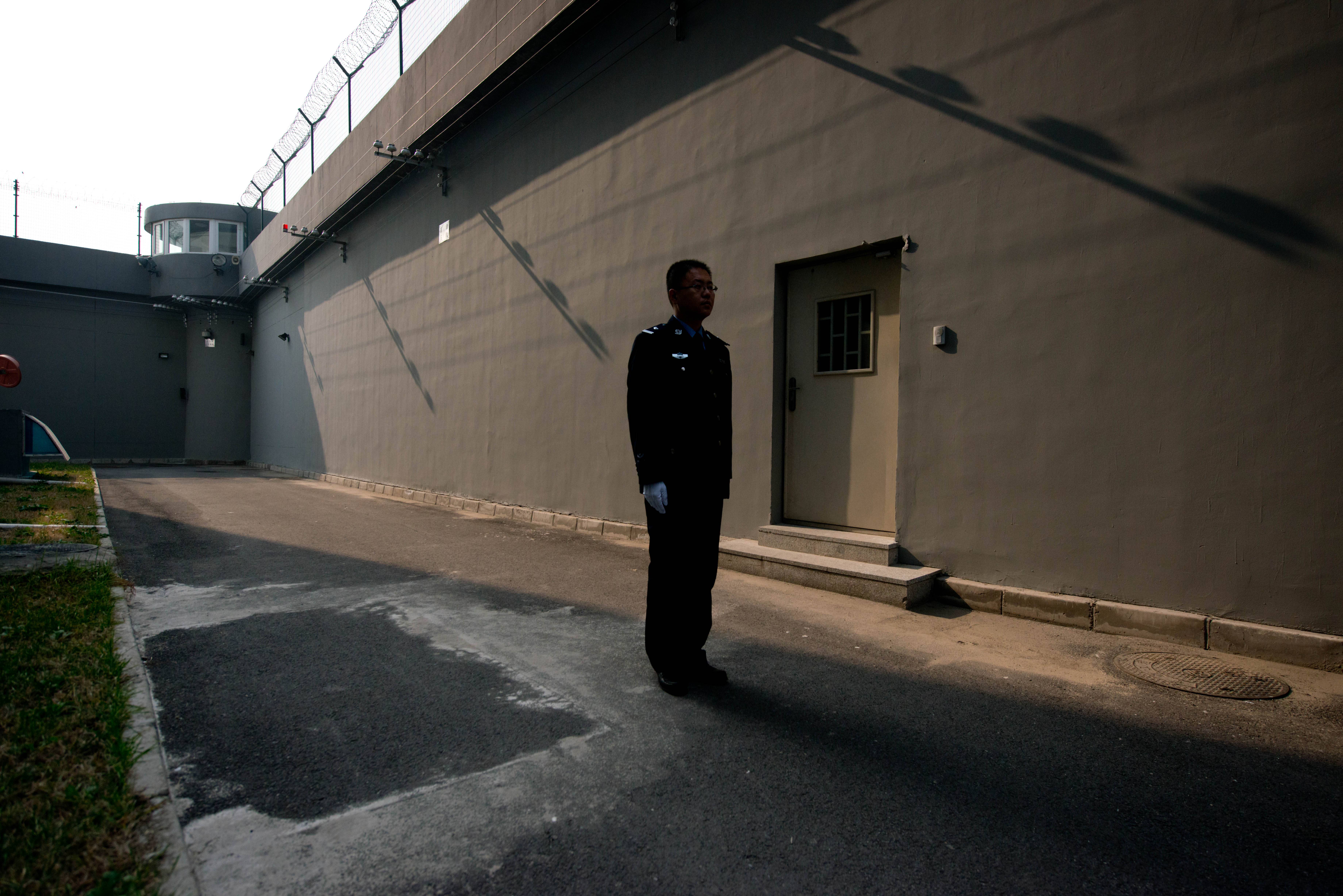 Brutal Chinese Prison Head Finds Himself in the Party's Crosshairs