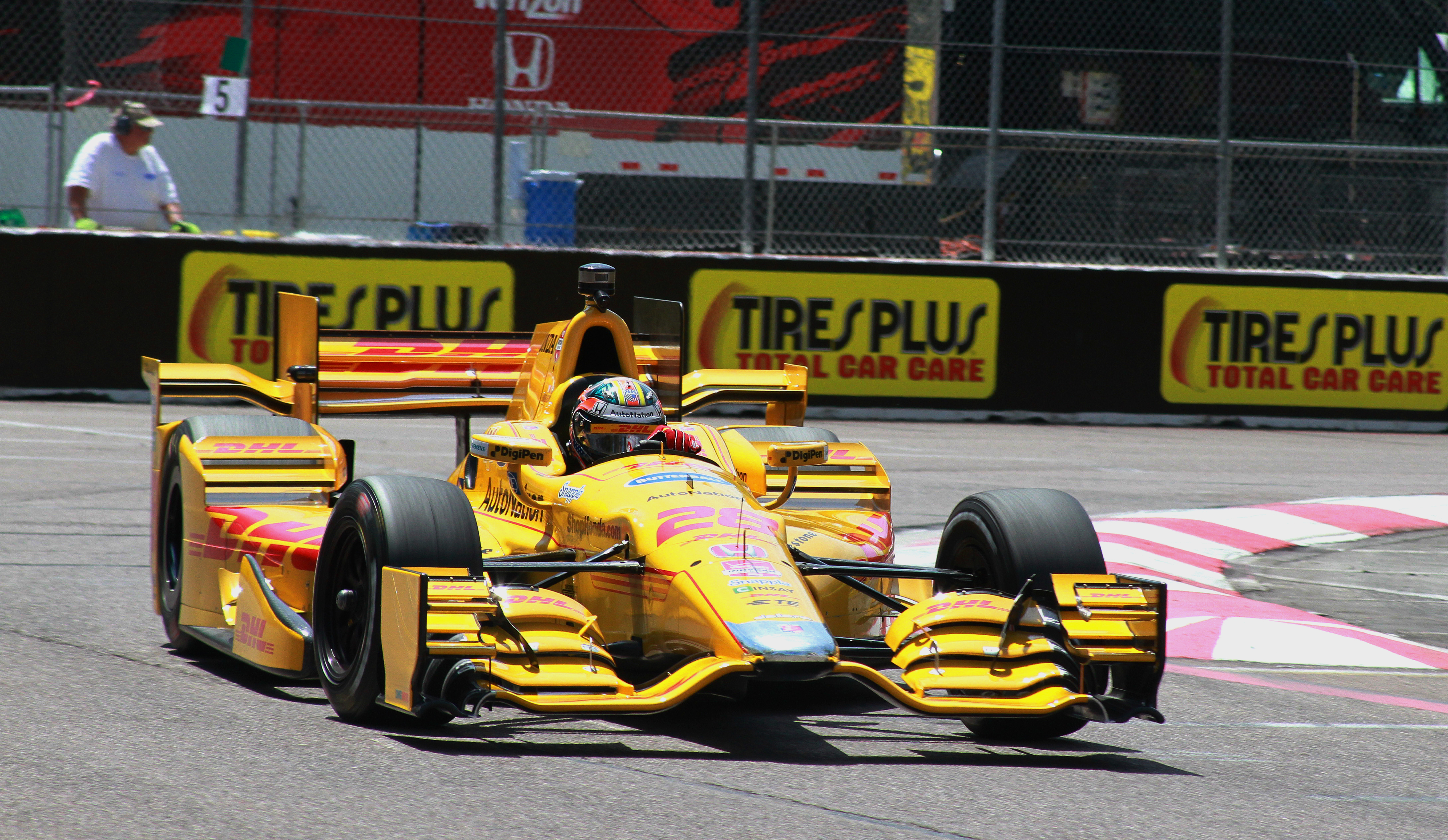 Will Power Leads IndyCar St Pete GP Practice Sessions Penske