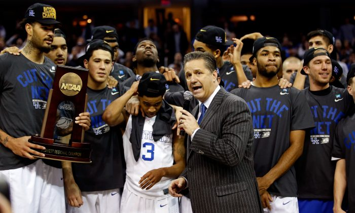 What S So Special About Kentucky Basketball: Kentucky Is The New Duke
