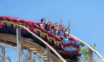 Would You Ride an 88-Year-Old Roller Coaster?