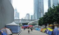 Occupy Hong Kong Ended Three Months Ago—but Don't Tell These Guys
